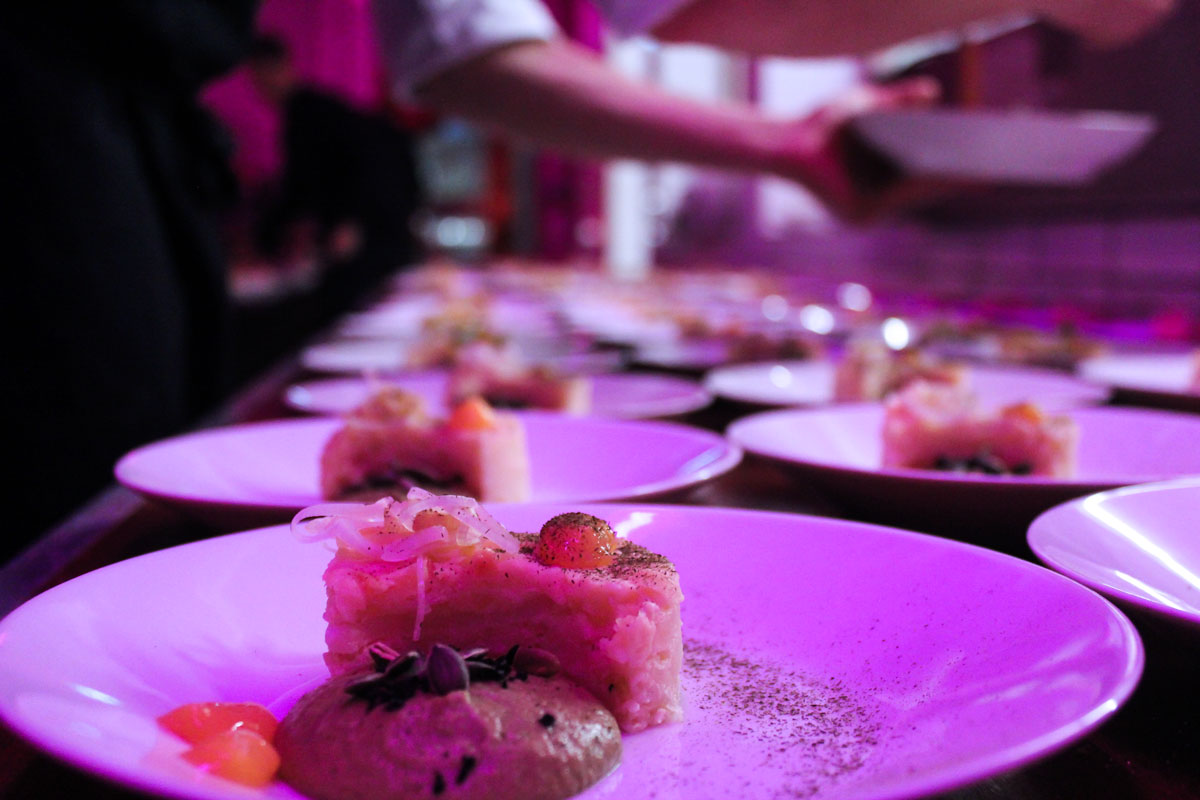 Event Catering Roxanne Amsterdam