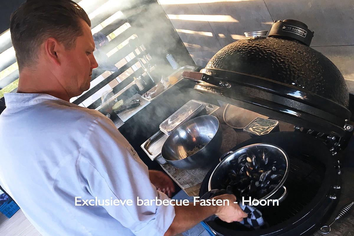 Exclusieve barbecue Hoorn