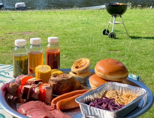 Du Moi Catering bezorgt een Vaderdag BBQ-special